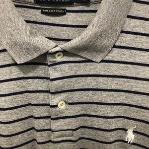 Polo Ralph Lauren Mens Golf Shirt - Excellent Cond